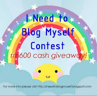 I need to blog myself contest
