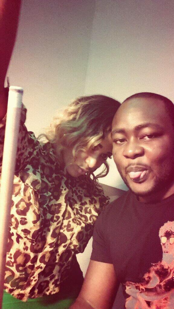 rukky sanda amp jamil abubakar deny dating each other