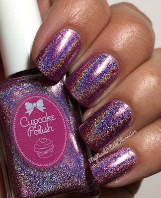 Cupcake Polish Holiday Magic: Merry