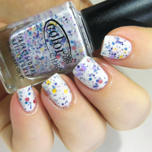 Color Club For You swatch