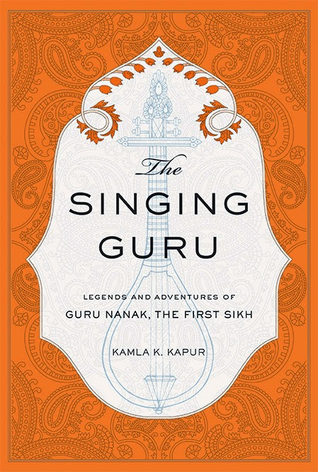the singing guru, kamla k. kapur