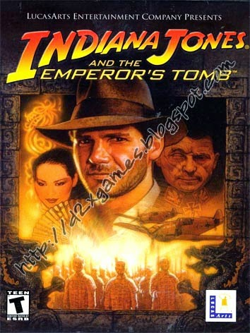 Free Download Games - Indiana Jones And The Emperors Tomb