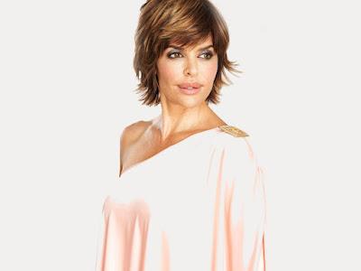 Hollywood Star Lisa Rinna H Wallpapers