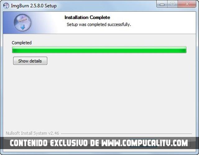 ImgBurn 2.5 Español Quemar Juegos Xbox 360