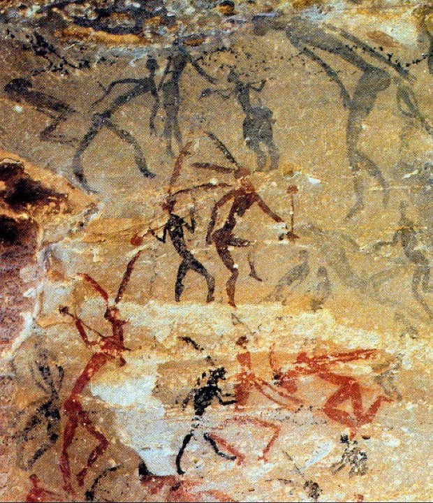 Prehistoric Cave painting | 35000 years ago | Ancient Art History
