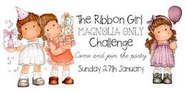 New Magnolia challenge at the ribbon girl