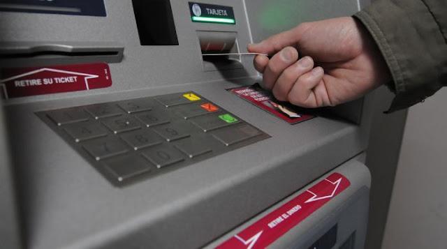 Grecia, retirada de efectivo,