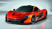 #21 McLaren Wallpaper