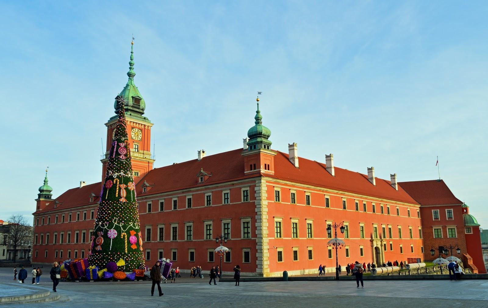 Warszawa Zamek Królewski
