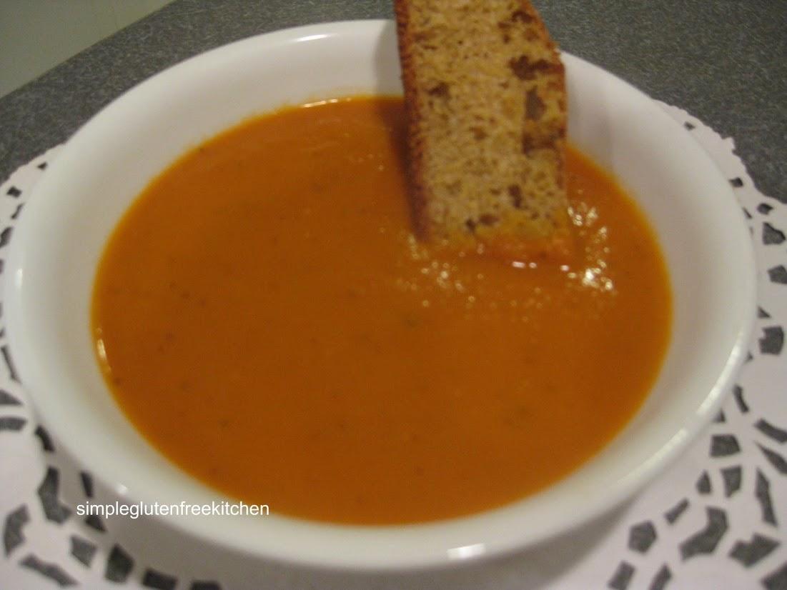 Fresh Tomato Bisque – Simple Gluten Free Kitchen