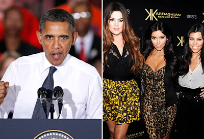 "The Kardashians Are ""Surprised"" About President Obama Not Wanting His Children To Watch Their Show"