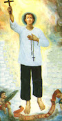 St Lorenzo Ruiz, First Filipino Saint