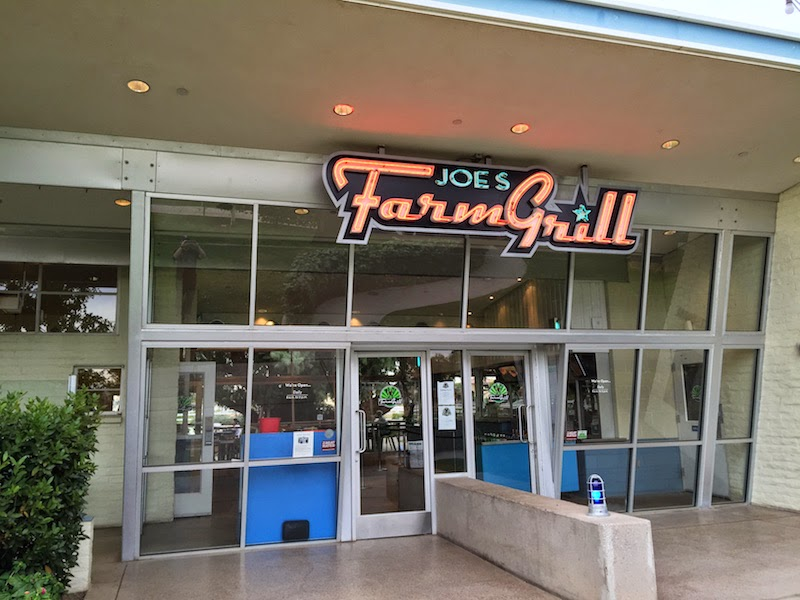 Joe's Farm Grill in Gilbert Arizona
