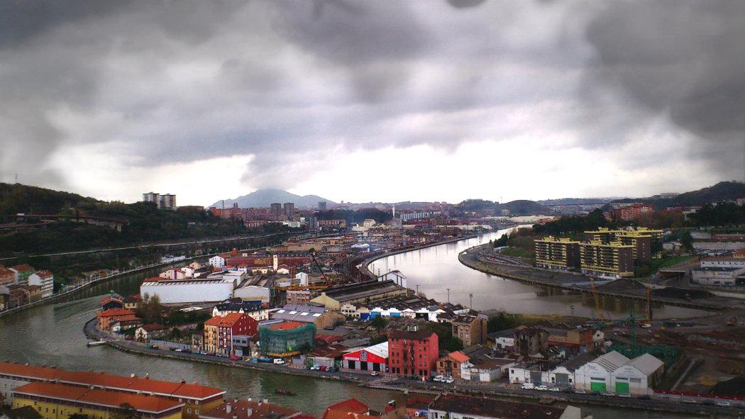 Monte Serantes, Santurtzi,Planeta Bilbao,volcán