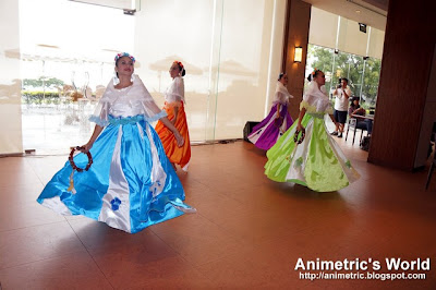 Entertainment at Taal Vista Hotel in Tagaytay