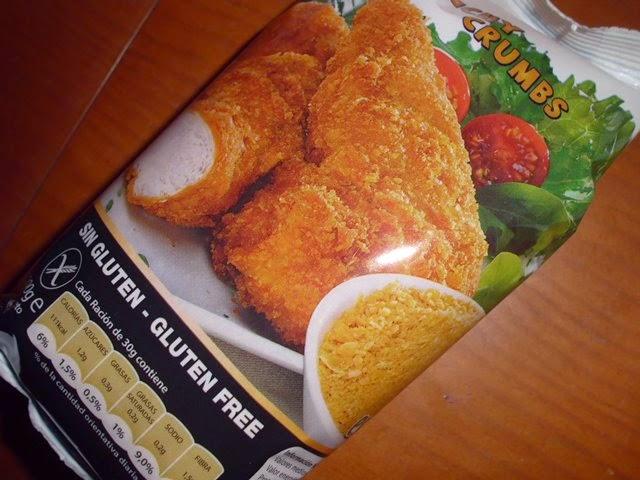 preparado para rebozar sin gluten