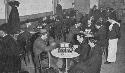 Campeonato de Ajedrez de Barcelona 1909