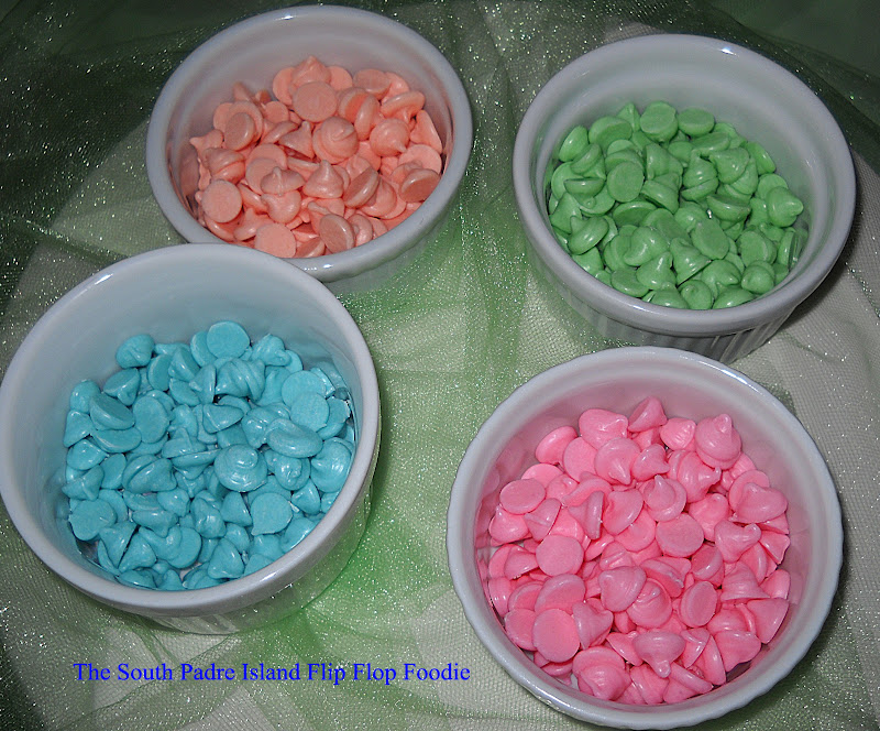 The South Padre Island Flip Flop Foodie: Homemade Pastel White ...