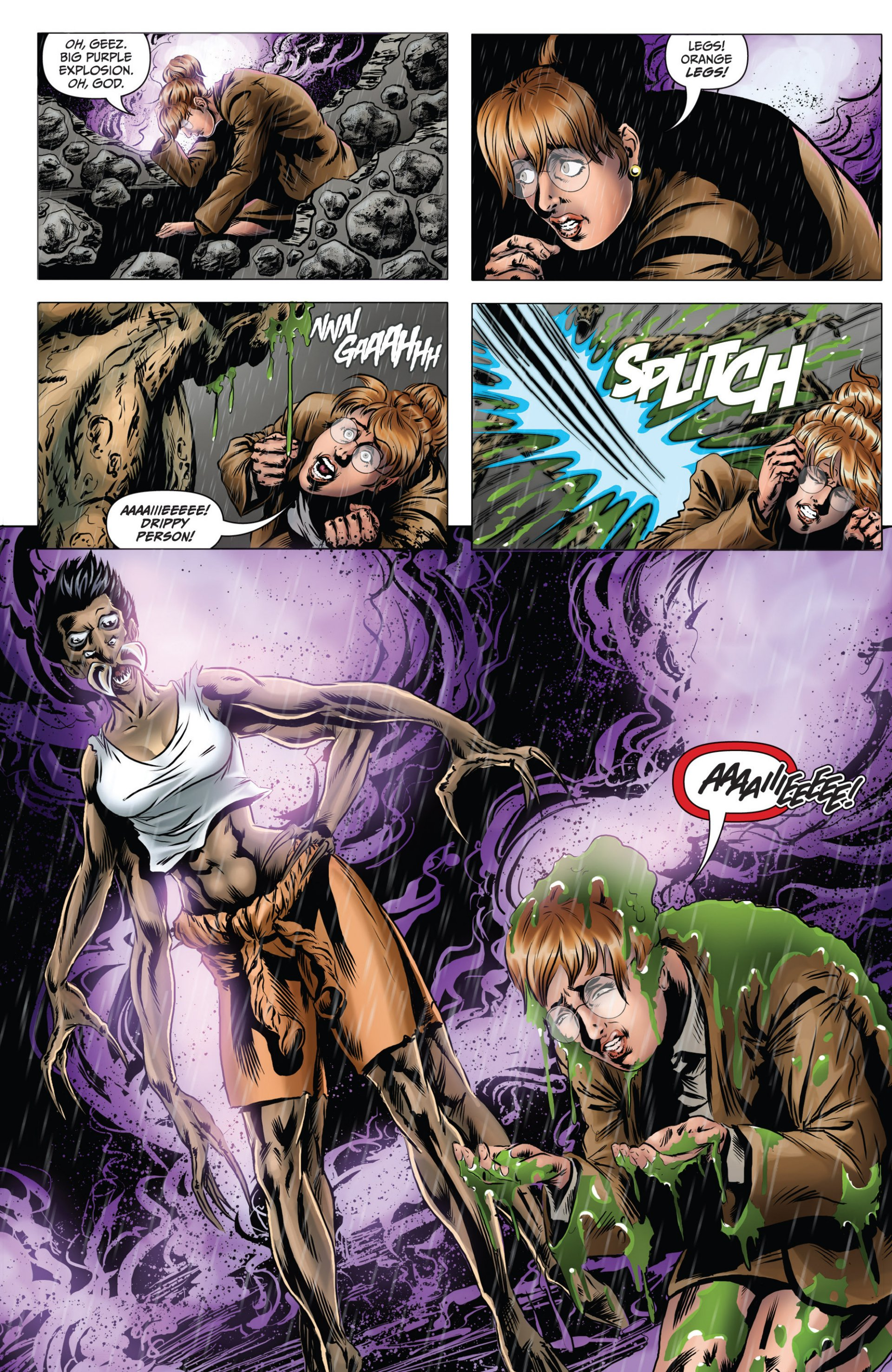 Grimm Fairy Tales (2005) Issue #81 #84 - English 11