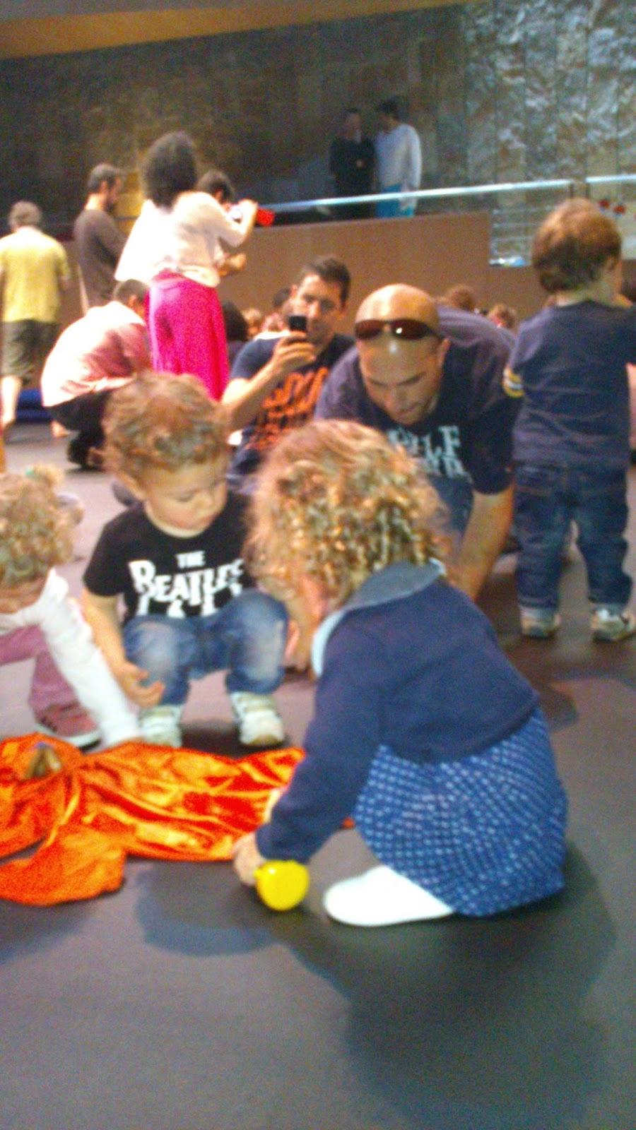 espectacle infantil Palau de la música de Barcelona