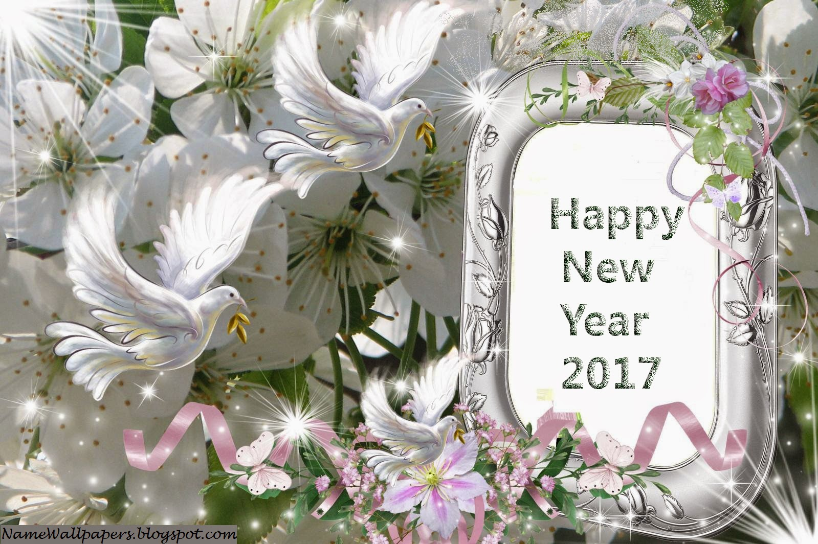Happy New Year 2017 Wallpapers HD Images Pictures 2017 ... Happy New Year 2017 Wallpaper 3d