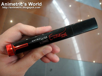 Maybelline Long Extreme Stiletto Mascara