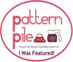 I was featured on Pattern Pile!