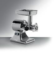 Masina de tocat carne - pentru a fi utilizata in restaurante mici, uz casnic,pizzerii si macelarii