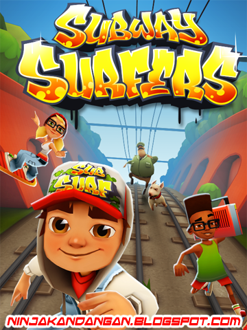 Cheat Subway Surfers Android (Coins & Karakter)