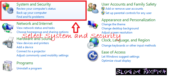 how to fix administrative events in windows 7