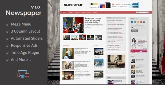 10 best responsive blogger templates of 2015 my blogger lab