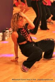 Guest Instructor ZIN Samantha Mostaccio &amp; Special Guest Blacka Di Danca