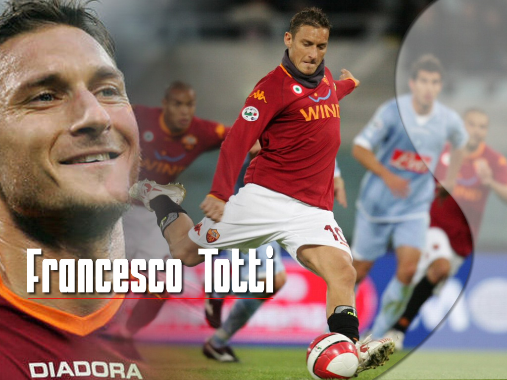 Totti - Images Gallery