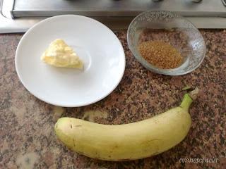 ingredientes caramelizar platanos