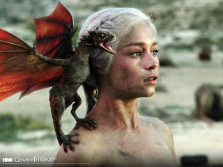 Game of Thrones Character Emilie Clarke HD Wallpaper