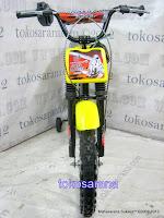 Sepeda BMX Jacko Tracker Motocross 16 Inci