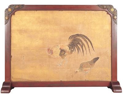 Bankeizu, Kyocera Museum of Art, Kyoto.