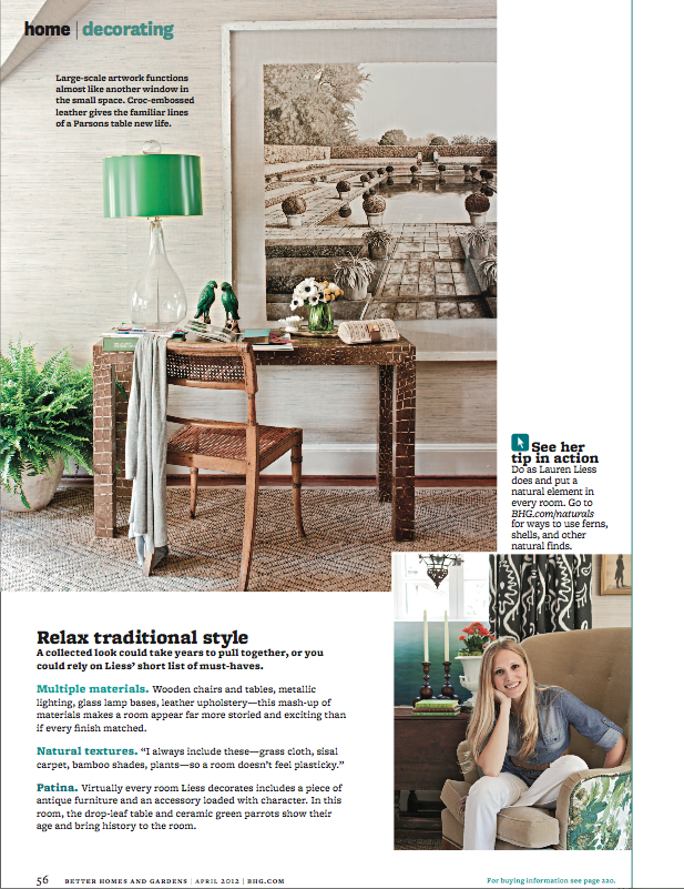 My room in better homes gardens magazine Bhg g