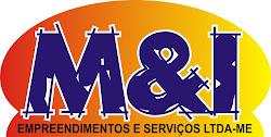 M & I  EMPREENDIMENTOS E SERVIÇOS LTDA - ME