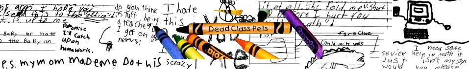 Dead Class Pets