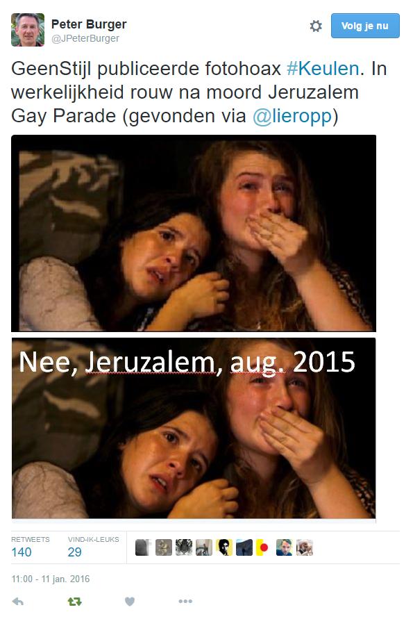 Stinkende haathoaxsite @Geenstijl