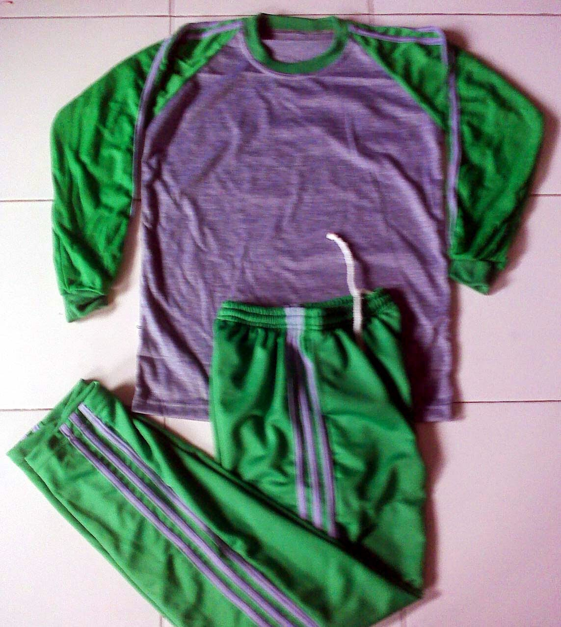 Konveksi & Grosir Kaos Olahraga Ready Stock SMP Murah