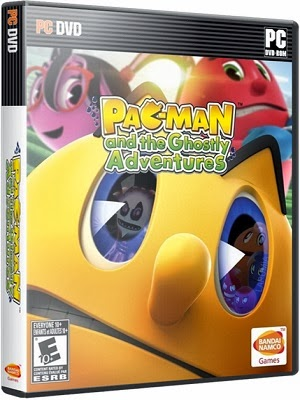 Pac Man and The Ghostly Adventures PC FULL