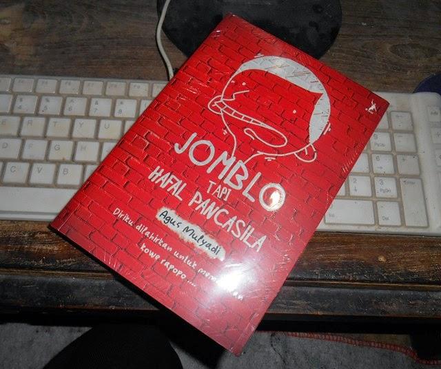 Buku Jomblo Tapi Hafal Pancasila