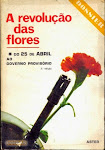25-A REVOLUÇÃO DAS FLORES', 3 volumes (1976)