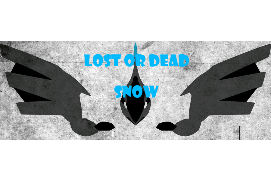 Lost or Dead Snow