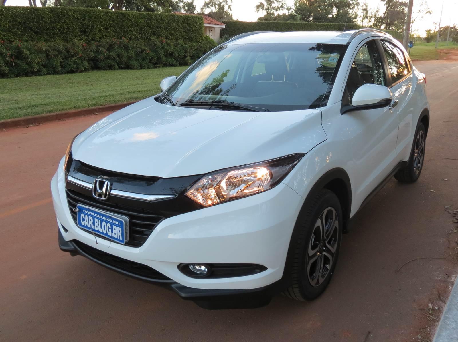 Honda HR-V : SUV mais vendido do Brasil em 2015