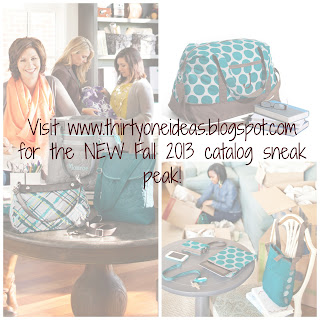 Thirty-One Fall Catalog 2013