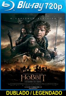 Assistir O Hobbit 3: A Batalha dos Cinco Exércitos Dublado 2014