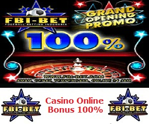 FBI-bet.com casino online bonus 100% all produk